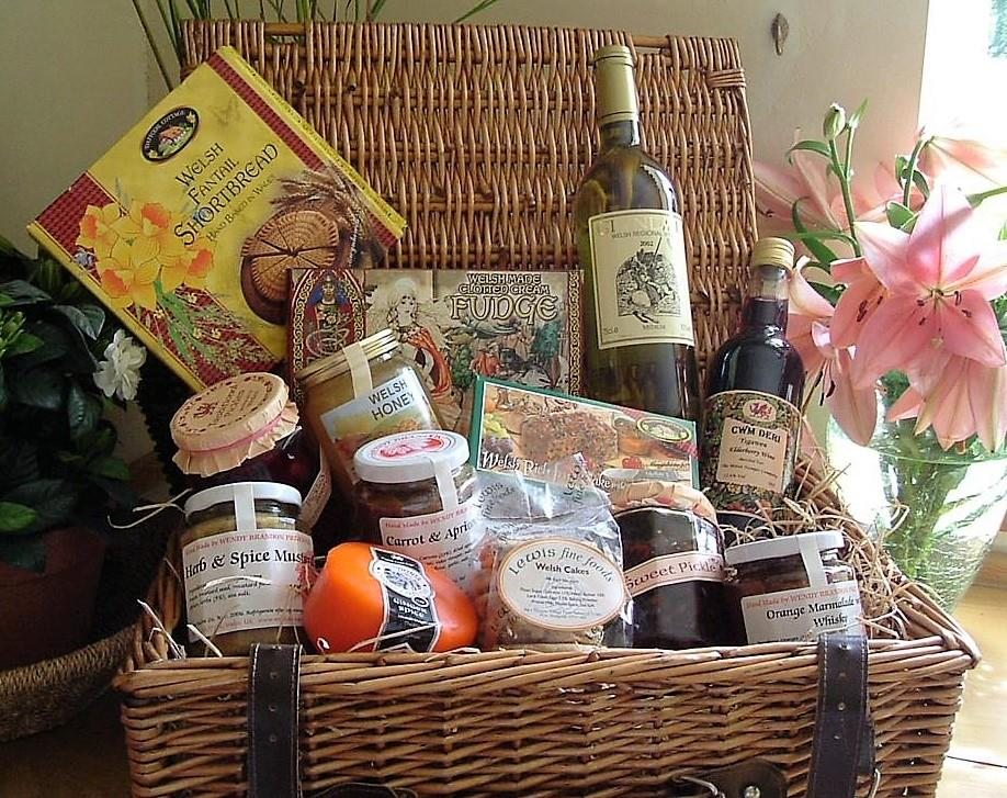 Welsh Picnic Hamper
