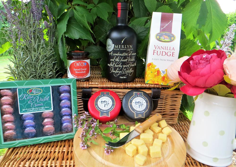 Welsh Merlyn & Luxury Chocolates
