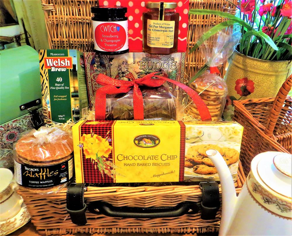 Welsh Traditional Food Hamper