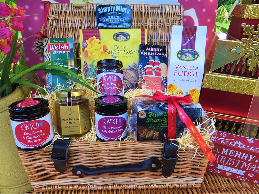 Welsh Christmas Magic Hamper