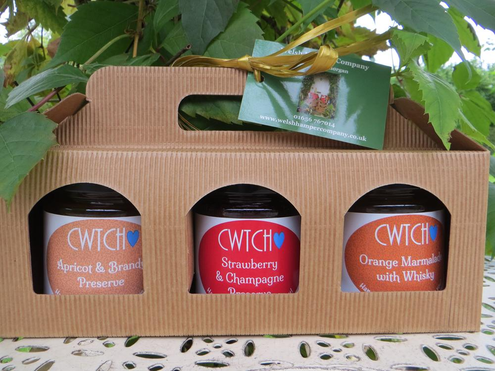 Welsh Preserves Gift